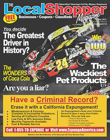 TheLocalShopper - May 2012