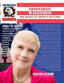 TTW Magazine Jan/Feb 2014 Special Edition - Empowering Warriors Article