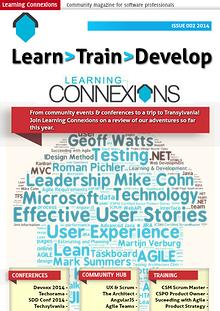 Learn, Train, Develop