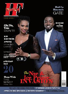 HF MAGAZINE 1ST EDITION