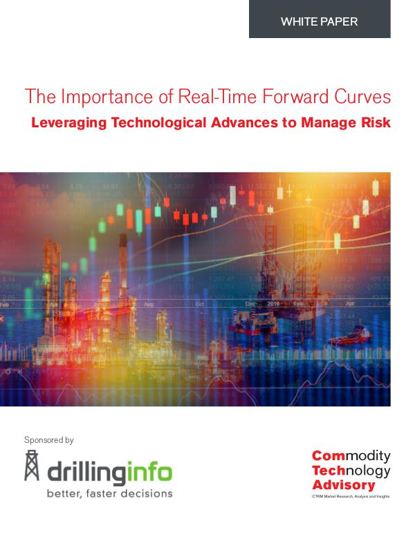 The Importance of Real-Time Forward Curves