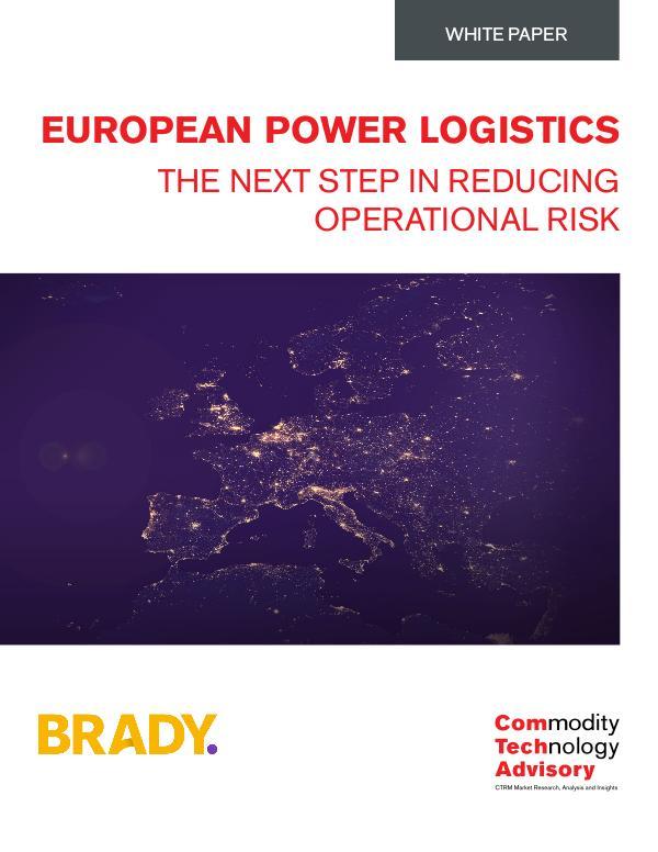 European Power Logistics – The next step in reduci