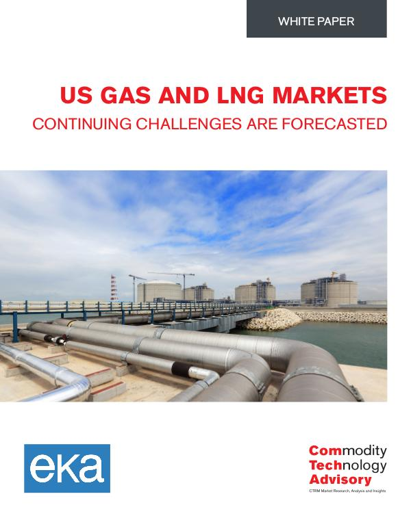 US Gas and LNG Markets