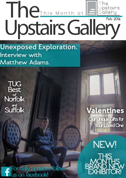 The Upstairs Gallery-This Month at TUG February 2014
