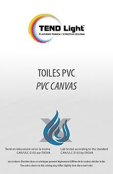 TENDLight Toiles PVC Canvas