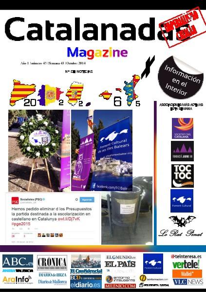 Nº 45 Semana 43 Octubre 2014