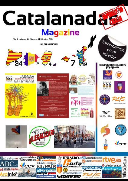 Nº 46 Semana 44 Octubre 2014