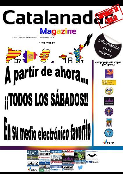 Nº 49 Semana 47 Noviembre 2014
