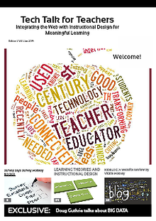 Tech Talk for Teachers: Integrating the Web with Instructional Design and Learning