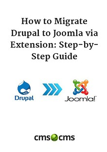 How to Migrate Drupal to Joomla via Extension: Step-by-Step Guide