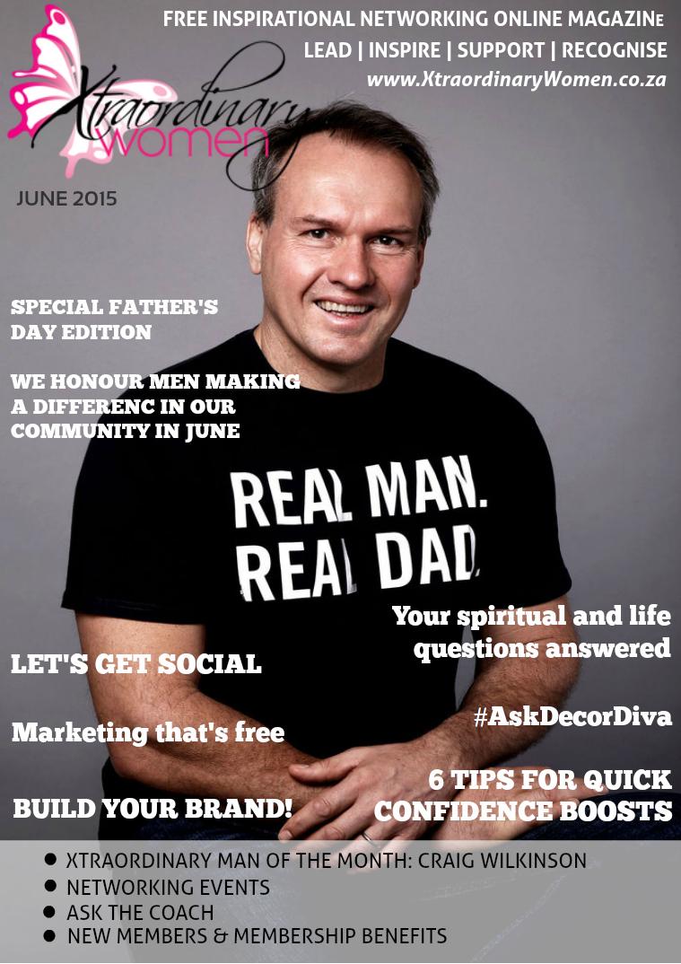 Xtraordinary Women Magazine June 2015