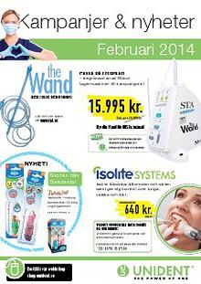 Kampanjer/Nyheter FEB 2014 SE