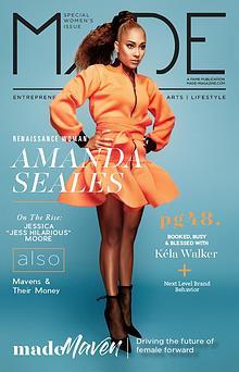 MADE Maven October Issue