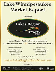 Lake Winnipesaukee Waterfront Market Report