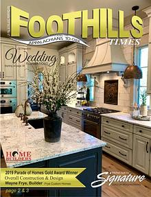 Foothills Times September 2019