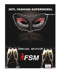 2014   IFSM  Special Edition  Volume 1