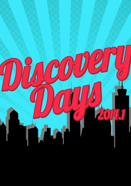 Discovery Days 2014.1