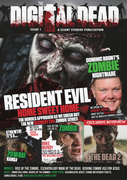 The Digital Dead Magazine June 2014 Issue 1