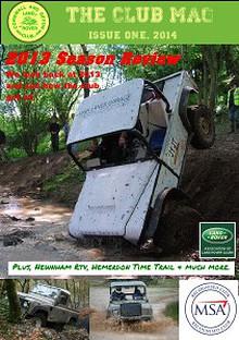 Cornwall & Devon Land Rover Club. The Club Mag