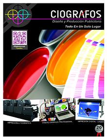 CIOGRAFOS Diseño y Producción Publicitaria.