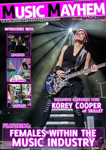 Music Mayhem Magazine