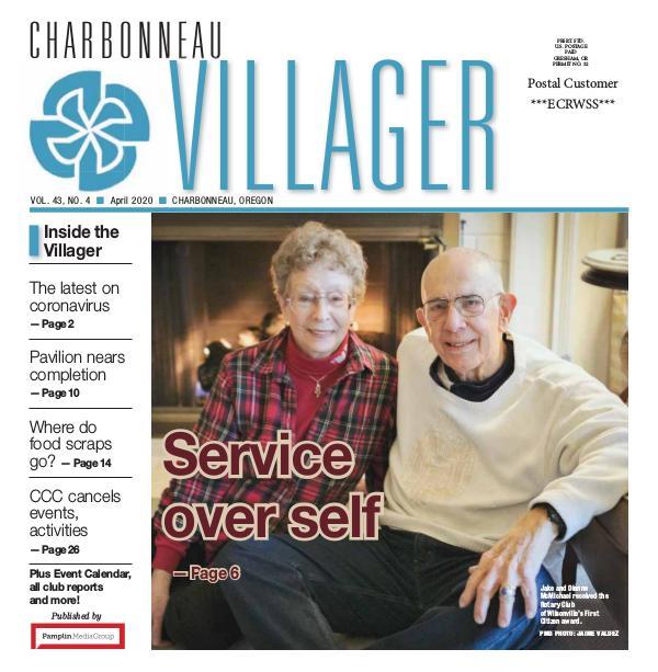 2020_April issue_Villager newspaper