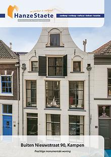 Buiten Nieuwstraat 90, Kampen