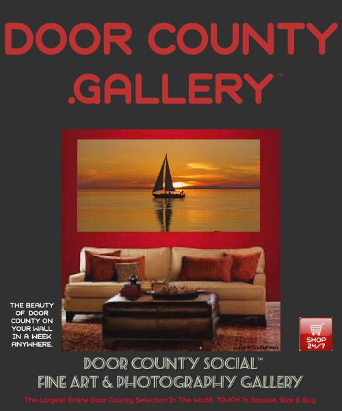 Door County NewsPixels™  & Wish Books & Brochures DOOR COUNTY GALLERYS