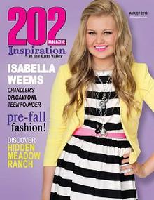 202 Magazine August 2013
