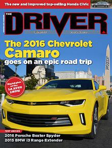 The Driver - Winter 2016