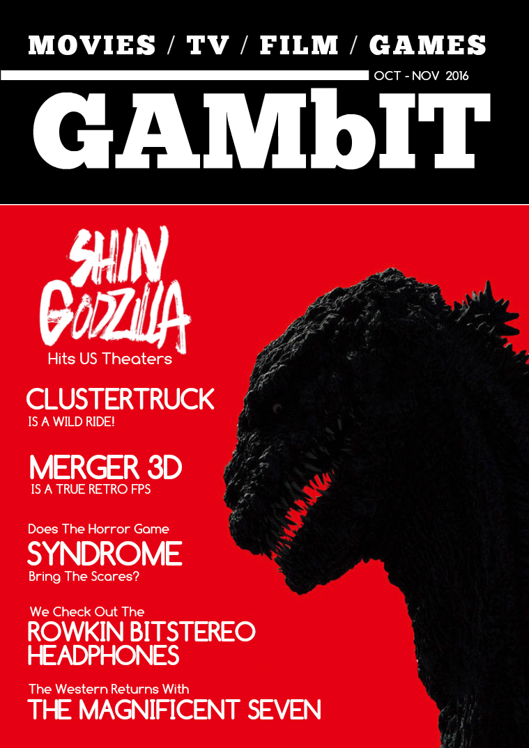 GAMbIT Magazine Issue # 22 Oct - Nov 2016