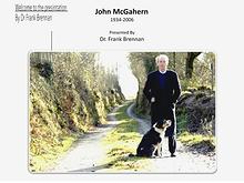 McGahern the man