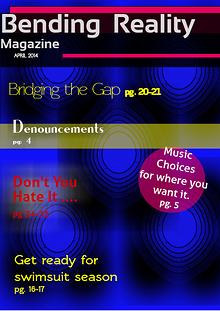 Bending Reality Magazine