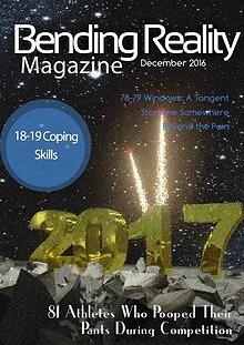 2016 Bending Reality Magazine