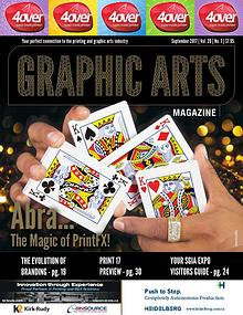 Graphic Arts Magazine
