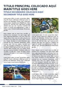 Magazine #1 - Paramount Theme Park & Life Style Center