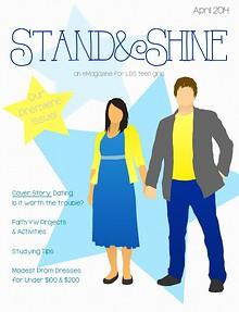 Stand and Shine Magazine