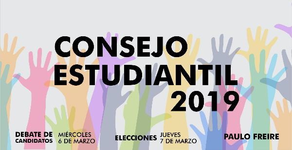 Consejo Estudiantil Consejo Estudiantil 2019