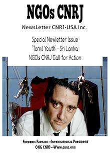 CNRJ-USA Inc. Newsletter