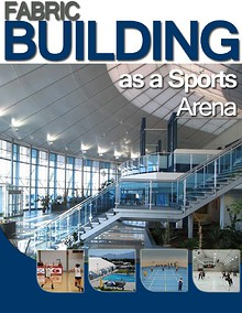 FABRIC BUIDING AS A SPORTS ARENA