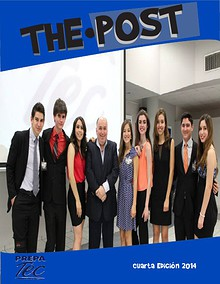 """THE POST"" PREPA TEC SANTA CATARINA"