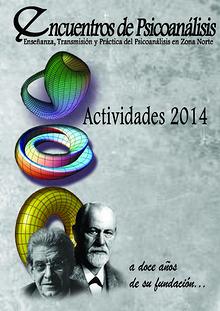 Boletín de Actividades 2014