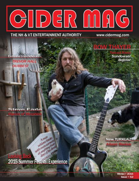 Cider Mag Winter 2015 Issue 52