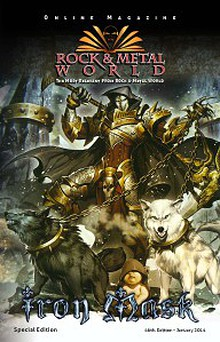 Rock & Metal World English Edition