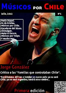 Musicos Por Chile-N°1