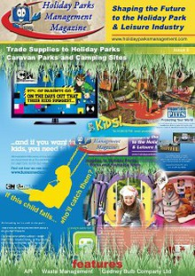Holiday Parks Management Magazine