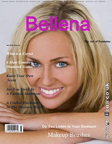 Bellena Fashion magazine issue#1