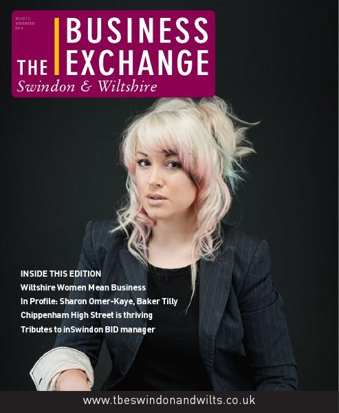 The Business Exchange Swindon & Wiltshire November 2014