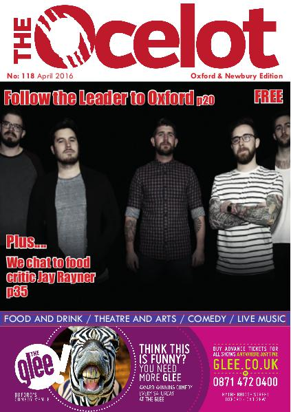 The Ocelot Issue 118 - Oxford and Newbury edition