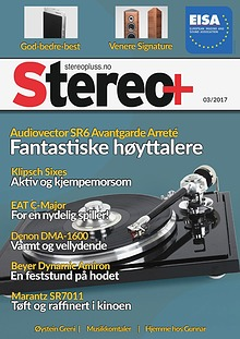 Stereo+ Stereopluss 3 2017